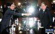 韩国方面说韩朝决定4月27日举行首脑会晤
