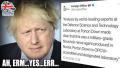 英反对党指责外交大臣在间谍毒案毒气来源上撒谎