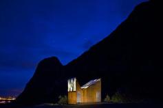 这所公厕号称全球最美!挪威耗资880万元打造