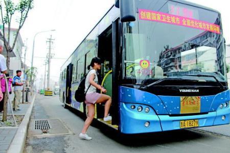 皇冠电子游戏网址:清明大数据:济南609万人次选择乘坐公交车出行