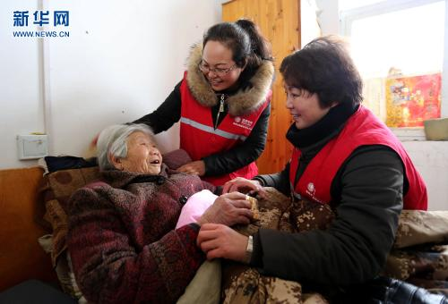 幸运飞艇规律破解:周口7位好邻居群体成功候选4月份中国好人榜