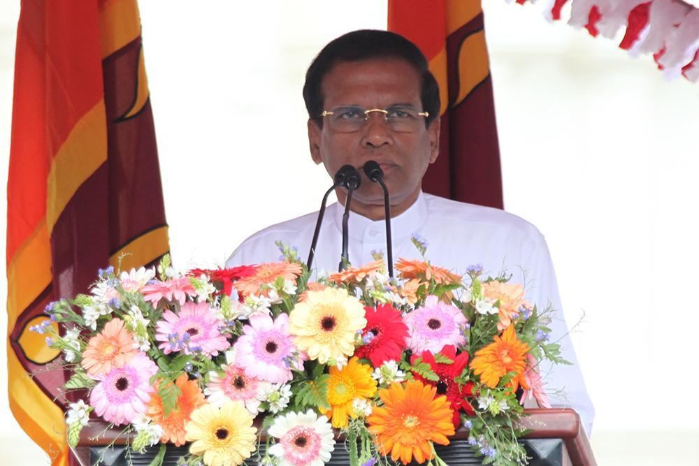 幸运飞艇全部开奖记录:斯里兰卡总统:议会将休会至5月8日