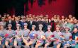 金正恩观看中国艺术团演出《红色娘子军》(图)