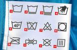 双语阅读:这些洗衣标志你能看懂几个?