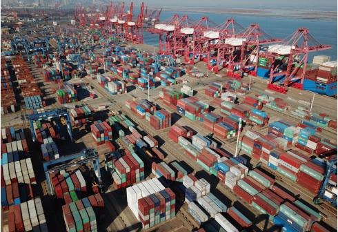 为什么平安彩票可以买:海关总署:前5月我国外贸进出口同比增长8.8%