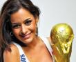 借世界杯成名的女人