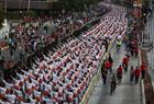 印尼六万人齐跳舞