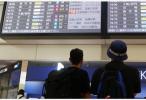 """台风""""飞燕""""侵袭日本 大阪总领馆协助转移滞留中国旅客"""