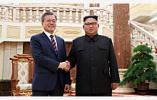 金正恩承诺致力于半岛无核化 称将尽快访韩