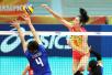 女排世锦赛:中国队横扫泰国 取得第二阶段首胜