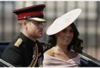 英媒:哈里王子夫妇乘坐的私人飞机被闪电击中