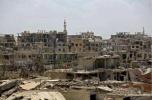 以美国为首的联军空袭叙利亚 超60名平民死亡