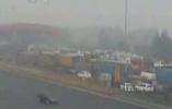 北京多条高速因大雾临时封闭