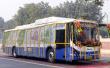 比亚迪K9电动巴士印度德里启动试运营
