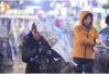 冷空氣影響華北東北地區 雲南西北部有較強降水