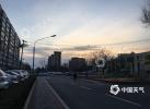 北京西部北部今日或有雪 本周最高温将升至12℃创今冬新高