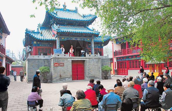 去城隍庙,找寻老郑州记忆