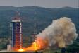 中国最大推力固体火箭发动机试车成功