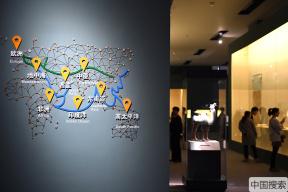 北京:國博呈現絲綢之路文物精品展 13國234件文物齊亮相