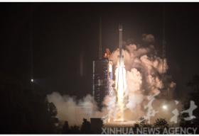 我国成功发射一颗北斗二号卫星