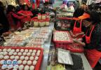 河北省特色农产品采购对接会上10组企业就产品代理销售签约