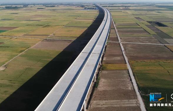 焦作至荥阳黄河大桥工程今年下半年建成通车
