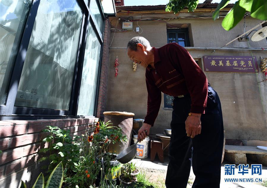 (社会)(5)河南林州:庙荒不荒