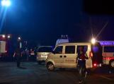 义马气化厂发生爆炸