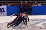 全国第2届青运会速度滑冰决赛落幕 河北保定速度滑冰收获三铜