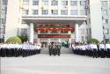 河南太康县干部群众以丰富多彩的形式欢庆建国70周年
