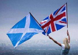 约翰逊拒绝苏格兰独立公投:他们的问题已在2014年得到解决