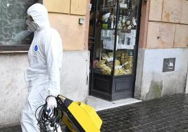 意大利死亡病例超过2.1万例 部分商店恢复营业