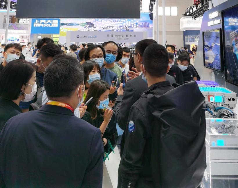 北京车展,华为,华为,华为多合一电驱动