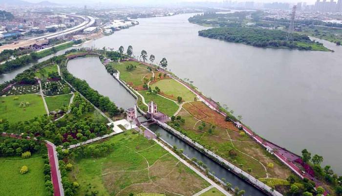 漳州杂荒地里长出生态景区:西溪生态文化园成休闲新去处
