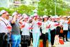 钦州:扬红会精神 树人道之风