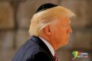 特朗普访问以色列哭墙