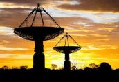 澳无线电望远镜捕捉到来自狮子座的罕见信号