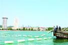 青岛第一海水浴场6月1日提前开放 更衣票100元