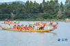 2017海丝侨界青年端午龙舟赛鸣锣起桨 海内外48支龙舟队竞渡争上游