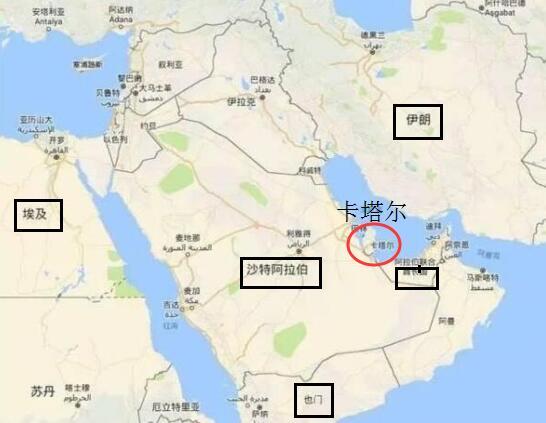 的食品主要通过沙特陆路运输入境,沙特关闭边境将对卡塔尔民众的生