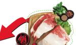 瀋陽豬肉跌破10元/斤 陷入兩年來價格低谷