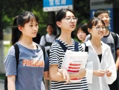 郑州5.44万名初三毕业生昨日参加中考 7月8日发成绩