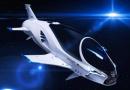 雷克萨斯展示700年后的单人宇宙飞行船