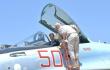 叙总统阿萨德参观俄军基地 钻进苏-35