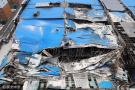 灾难片!郑州一商场发大火 数百家商户损失上亿