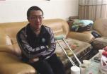 甘肃考生魏祥:只需一间宿舍 我妈需要一直陪伴我