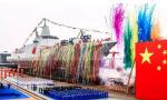 万吨大驱下水:中国拥有全亚洲最强战舰!