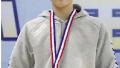 厉害了!14岁女孩成上虞游进世锦赛第一人