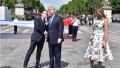 马克龙透露 特朗普或将试图重返《巴黎协定》