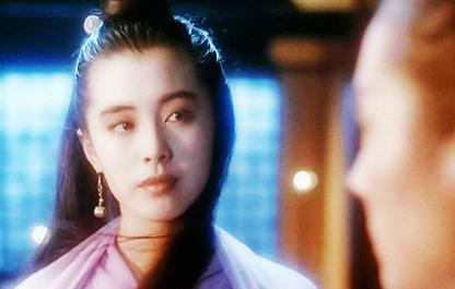 惊艳的香港古装美女